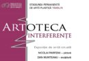 """""""Interferențe"""", expoziție de artă vizuală la Biblioteca Metropolitană București"""