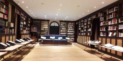 Biblioteca Metropolitană București a inaugurat prima Colecție de carte românească la Biblioteca San Francesco della Vigna din Veneția, Italia
