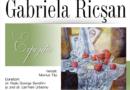 Biblioteca Metropolitană București anunță deschiderea expoziției personale a artistei Gabriela Ricșan la Artoteca BMB